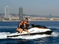 Jet ski with your best friend