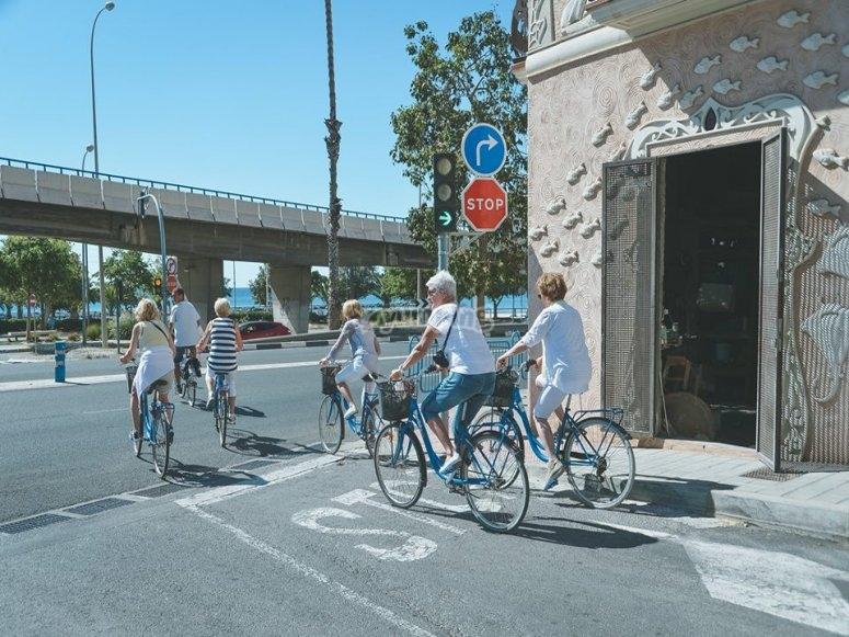 Tour en bicicleta por Gran Canaria