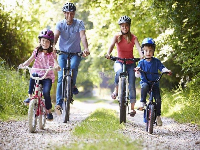 Bicicleta Maspalomas