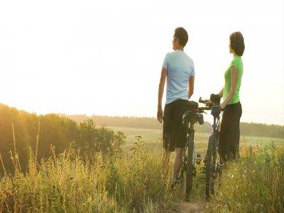 Tour in montagna ad Ayagaures con E-Bike o MTB 3h