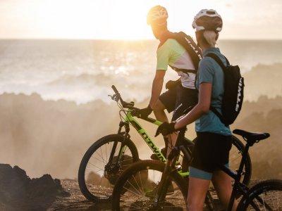 Tour eBike o MTB Maspalomas Gran Canaria 4 ore