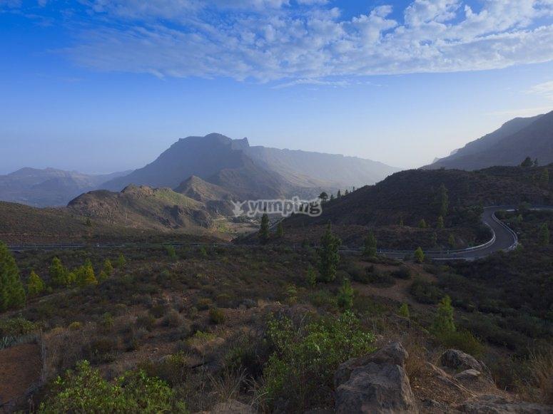 Vistas de Canarias