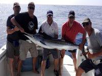 Salida de Pesca Fondo en Mazagón 8 horas