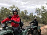 四驱车在Sierra de Cabrejas 1小时
