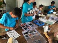 taller de robotica en Oropesa