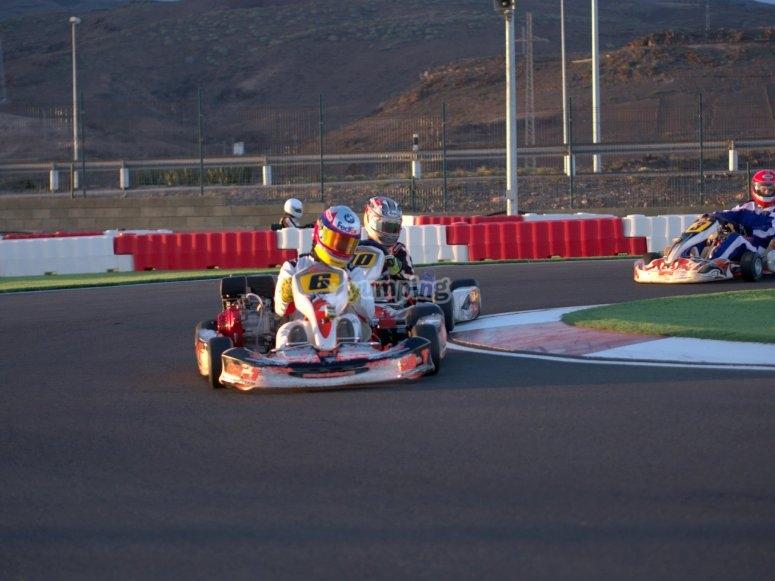 Circuit 505米