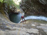 Adult canyoning in Guara and Monte Perdido