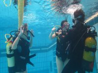 Bucear por primera vez piscina en Badajoz 1 hora
