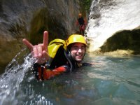 La máxima diversión entre roca y agua