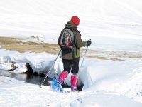 Raquetas de nieve y escuela de montañismo invernal