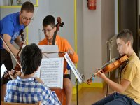 Sarria music and performing arts camp 14 days