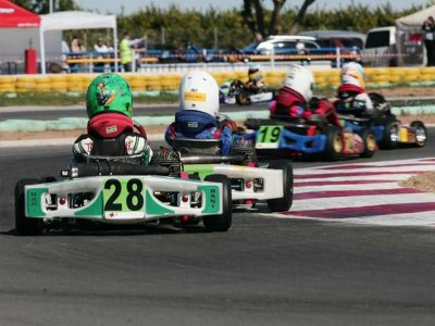 Karting Race Bachelor Party Mar Menor