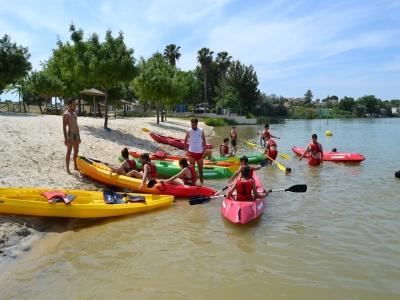 Actividades Náuticas para Colegios 2 días en Cádiz