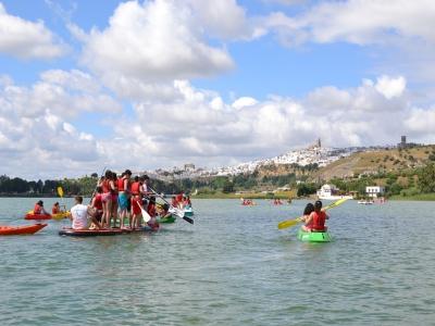 Campamento para colegios en Arcos de la Frontera