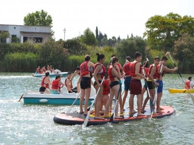 Actividades Náuticas Colegios 5 días en Cádiz