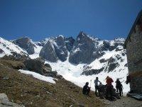 Entre majestuosas montañas pirenaicas