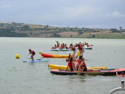 水上活动Arcos de la Frontera集团