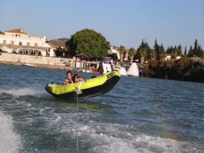 Actividades acuáticas para escolares Cádiz 3-4 h