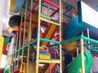 Gran parque infantil