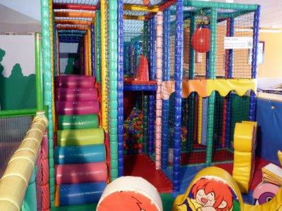 Parque Infantil Tarde Completa zona Vallbona