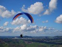 空骑在安达卢西亚