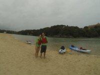 皮划艇海上路线