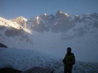 Montsec, Pirineos e incluso Alpes