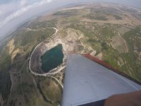 Vuelo en avión ultraligero 15 min  Medina Sidonia