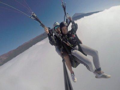 Vuelo parapente alta montaña el Teide 30 minutos