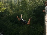 2 Bungee Jumps special for groups in Santélices