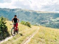 Ruta BTT en Cantabria