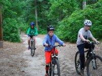 Ruta familiar en bici de montaña