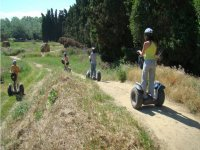 Segway attraverso il Parco Naturale Montgrí 30 min