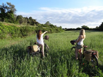Burricleta paisajes rurales del Empordá 3 horas