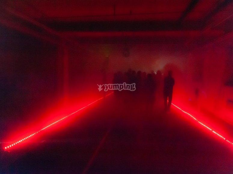 Preparados para el laser combat