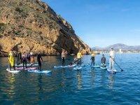 Clase de Paddle Surf o Sup 2h Altea