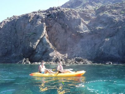 3h kayak tour adults in Arrecife de las Sirenas
