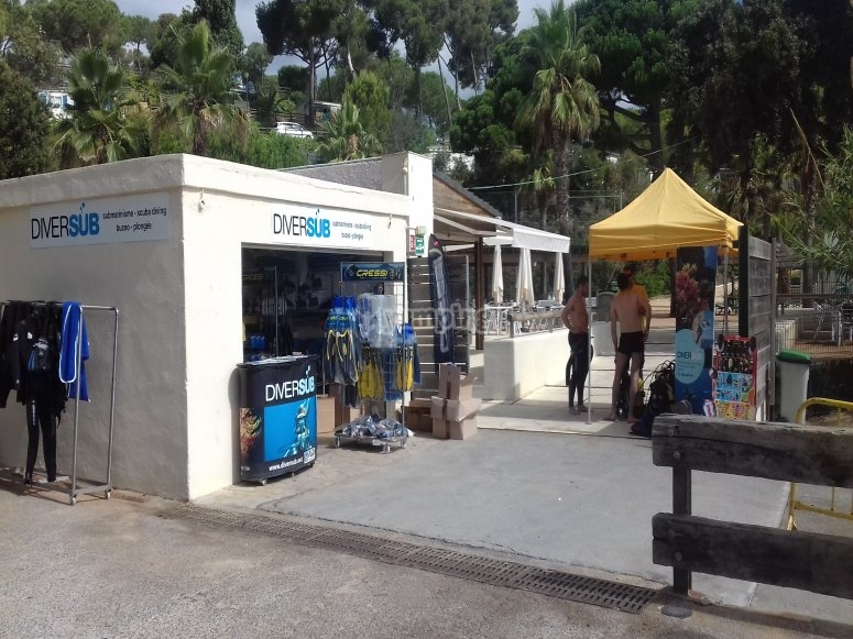 Our Diversub center