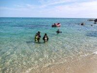Diving Baptism couples 2h Sant Antoni de Calonge