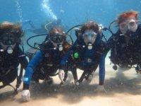 女校友海洋保护区潜水穆尔西亚卡巴利红海