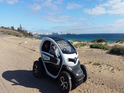 Ruta en Twizy por Fuerteventura 2 horas y 30 min