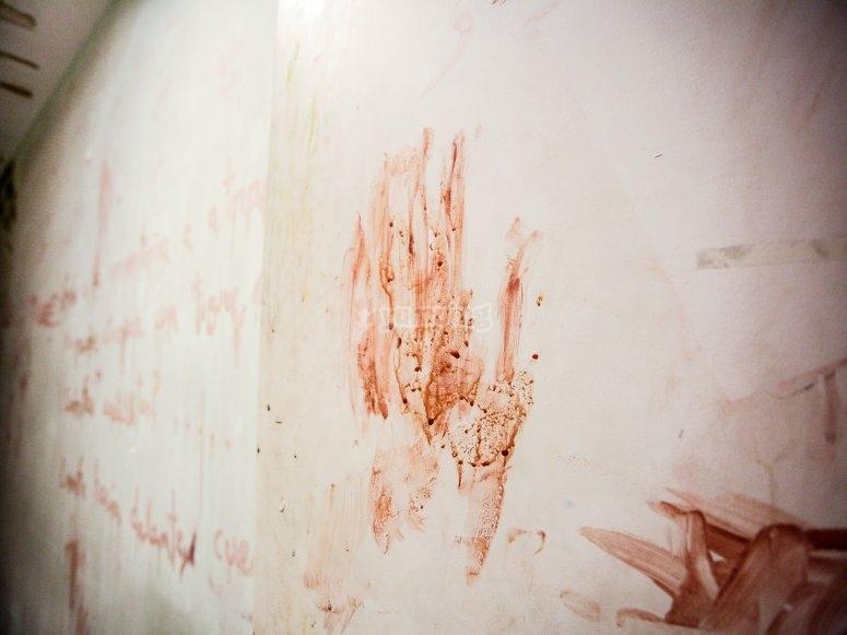 Rastro de sangre
