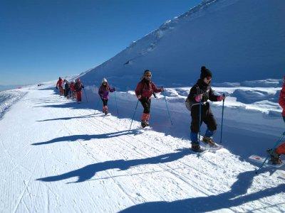 Ruta de Raquetas de Nieve en Sierra Nevada