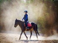 Initiation equestrian class