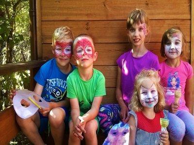 Multi-adventure day for children in Agronovo