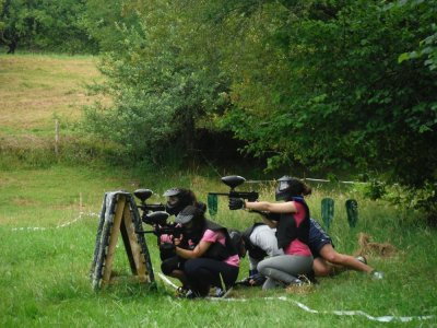 Aventura Norte Paintball