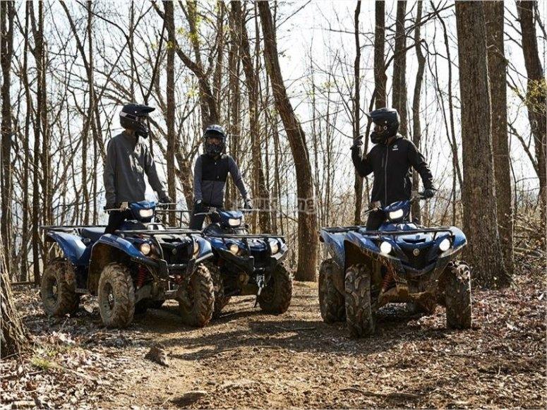Excursión en quad en grupo