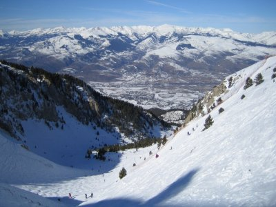 Segway代步车游览La Molina的雪地2小时