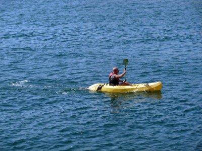 1 hour kayak rental in Gijón