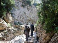Ruta senderismo monasterio Montserrat 5 horas